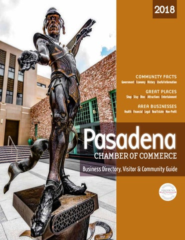 Pasadena Chamber Of Commerce Business Directory Visitor And