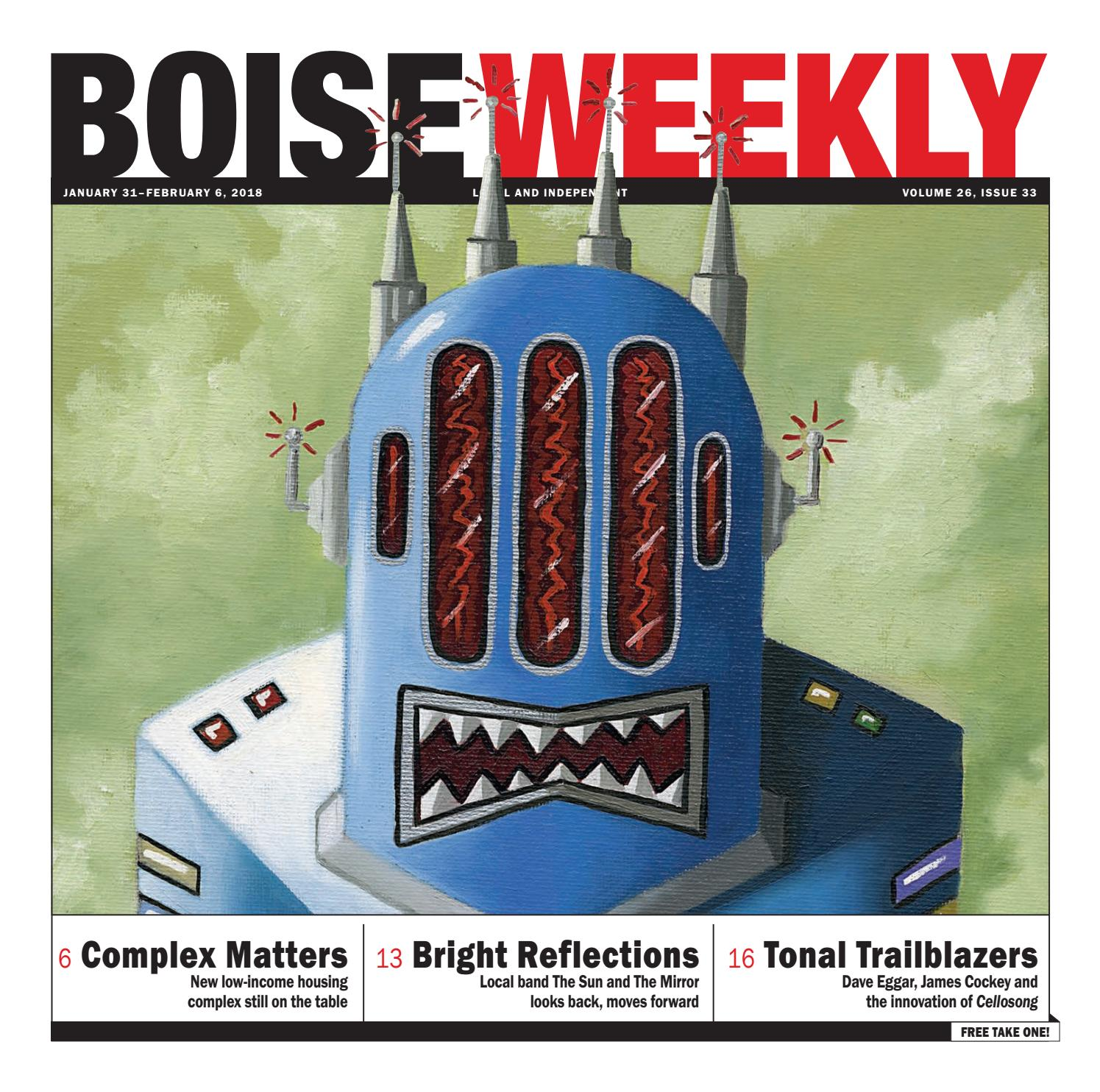 1afd04230 Boise Weekly Vol. 26 Issue 33 by Boise Weekly - issuu