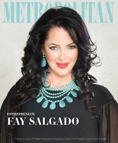 2ec5fcfc3 Metropolitan Magazine January 2018 by Metropolitan Magazine - issuu