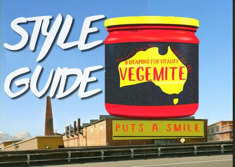 Style Guide Vegemite Landscape By Chappy4986 Issuu