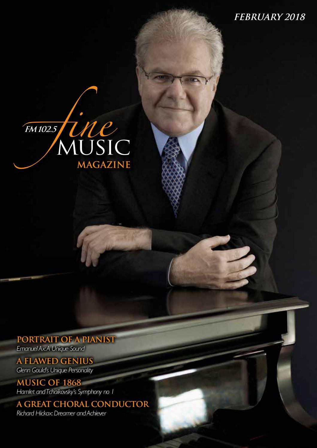 February Fine Music Magazine by Editor - issuu