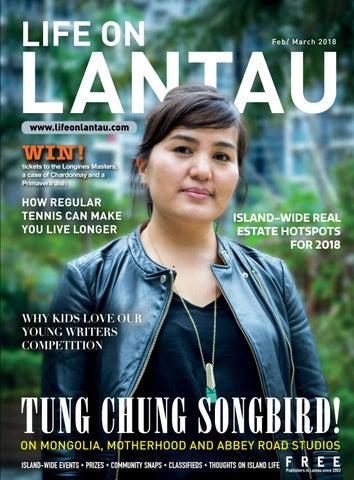 88f915bb71a Life on Lantau February/ March 2018 by Life on Lantau magazine - issuu