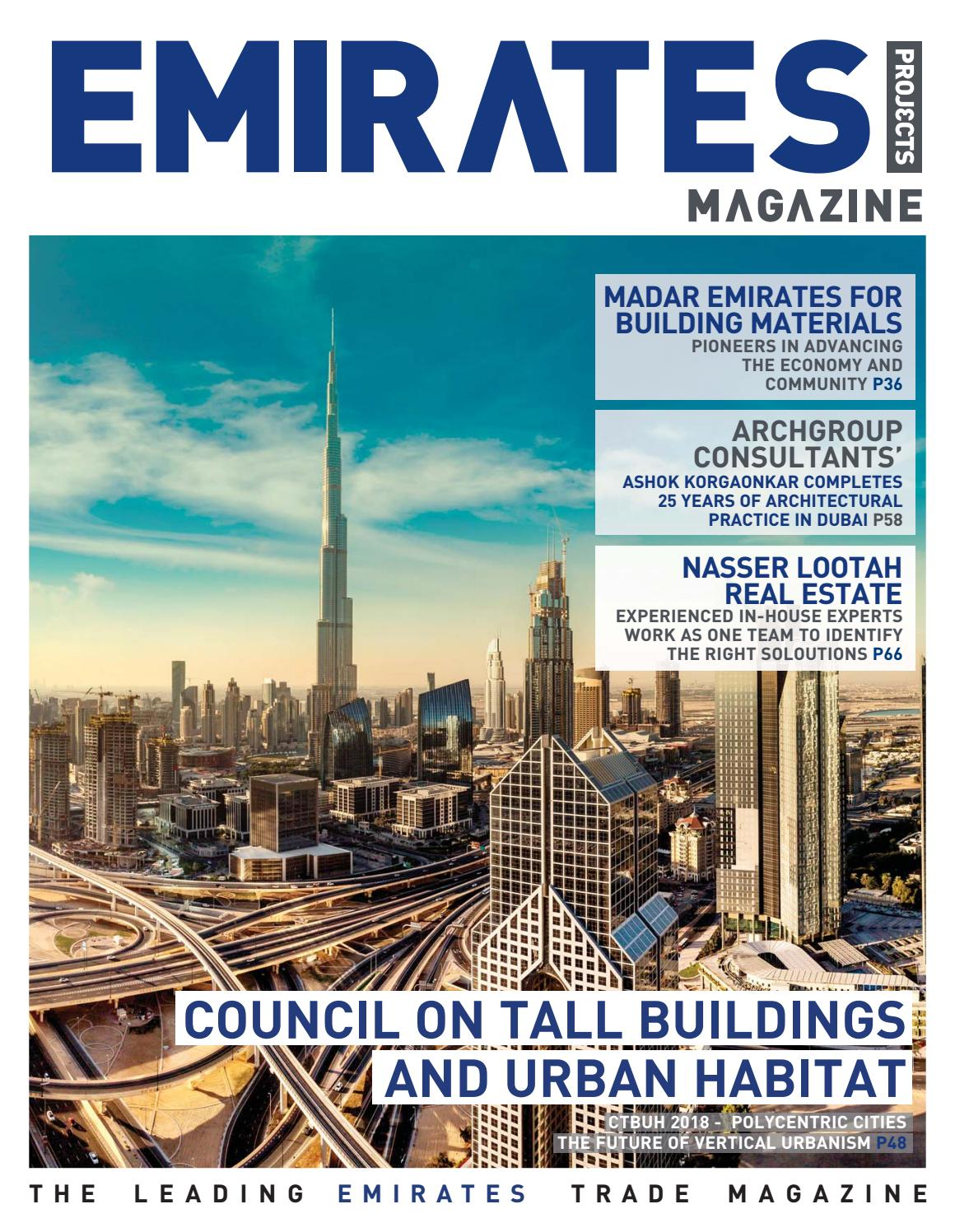 Madar Emirates For Building Materials