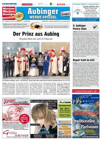 KW 05-2018 by Wochenanzeiger Medien GmbH - issuu fc780b3e87