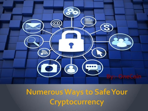 Cryptocurrency is it safe