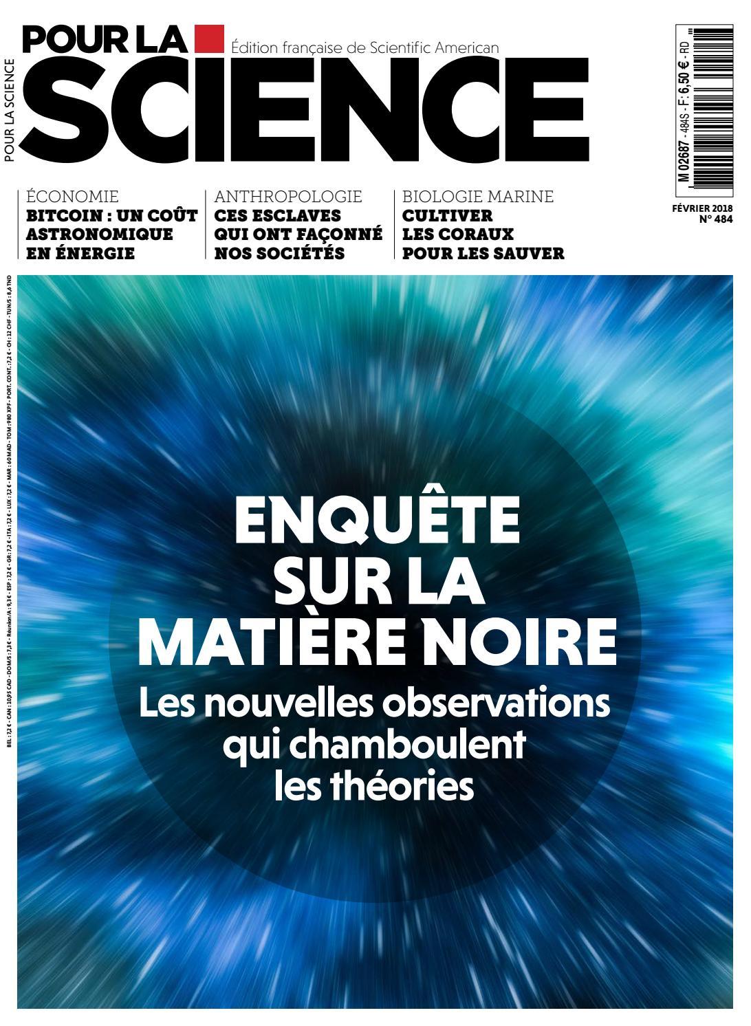 Pour la Science n°484 - février 2018 (extraits) by Pour la Science - issuu 563b9c135e27