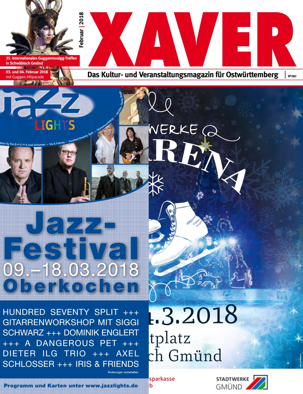 Xaver 022018 By Hariolf Erhardt Issuu