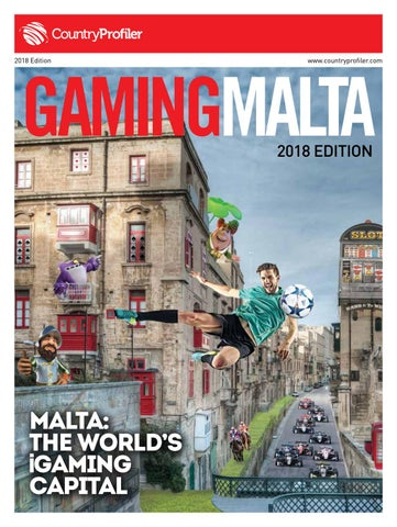 Gaming Malta 2018 by CountryProfiler - issuu