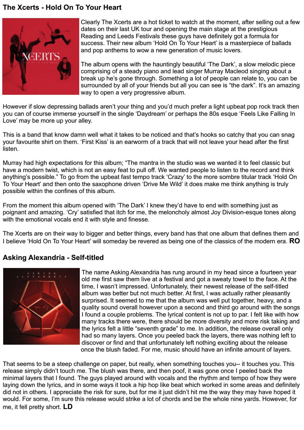 Issue 47 of Stencil Mag by Stencil Mag - issuu