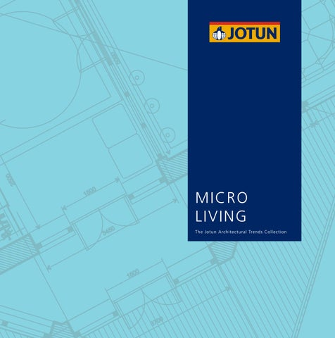 The Architectural Trends Collection | Jotun Professional