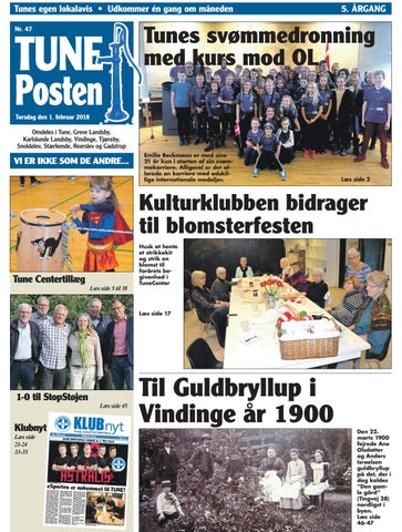 1334e3be4337 Tuneposten nr 47 2018 binder1 by Lars Zederkof - issuu