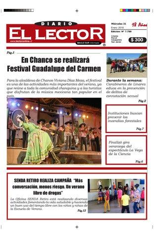 eb264c3f074 Miercoles 31 de enero 2018 by Diario El Lector del maule - issuu
