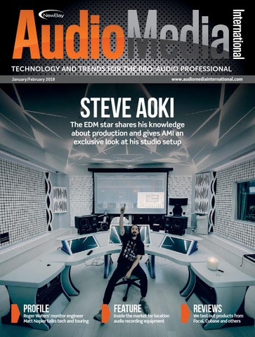 AMI January/February 2018 Digital Edition by Future PLC - issuu