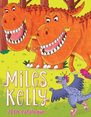 2018 Miles Kelly Catalogue Web