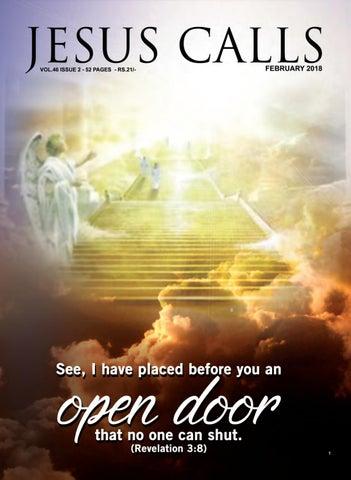 Jesus calling feb 8