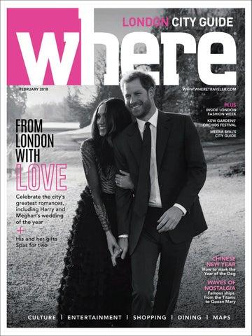 970481b47d0 Where Magazine London Feb 2018 by Morris Media Network - issuu