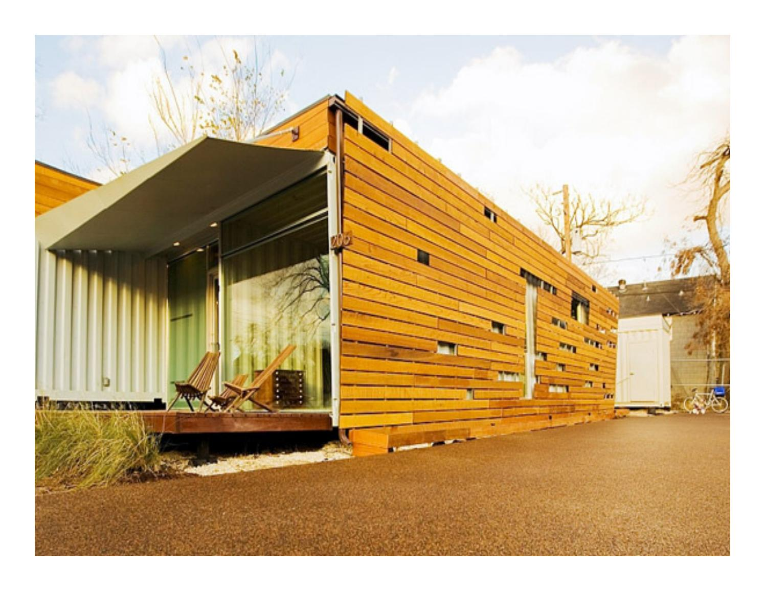 Container House Shipping