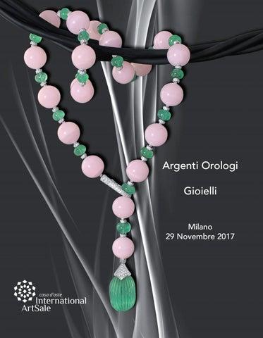 2019 reale fabbricazione abile tecniche moderne Catalogo Asta 21 - Argenti orologi e gioielli by ...