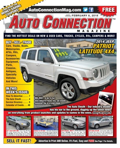 02-08-18 Auto Connection Magazine by Auto Connection