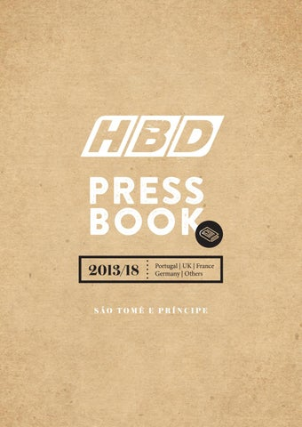 Hbd press book prncipe island 2013 2018 by diana relego issuu page 1 fandeluxe Image collections