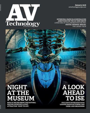 AV Technology EUROPE January 2018 by Future PLC - issuu