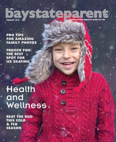 baystateparent magazine February 2018