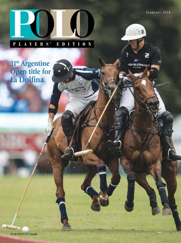 6ca5633dd February 2018 Polo Players' Edition by United States Polo ...