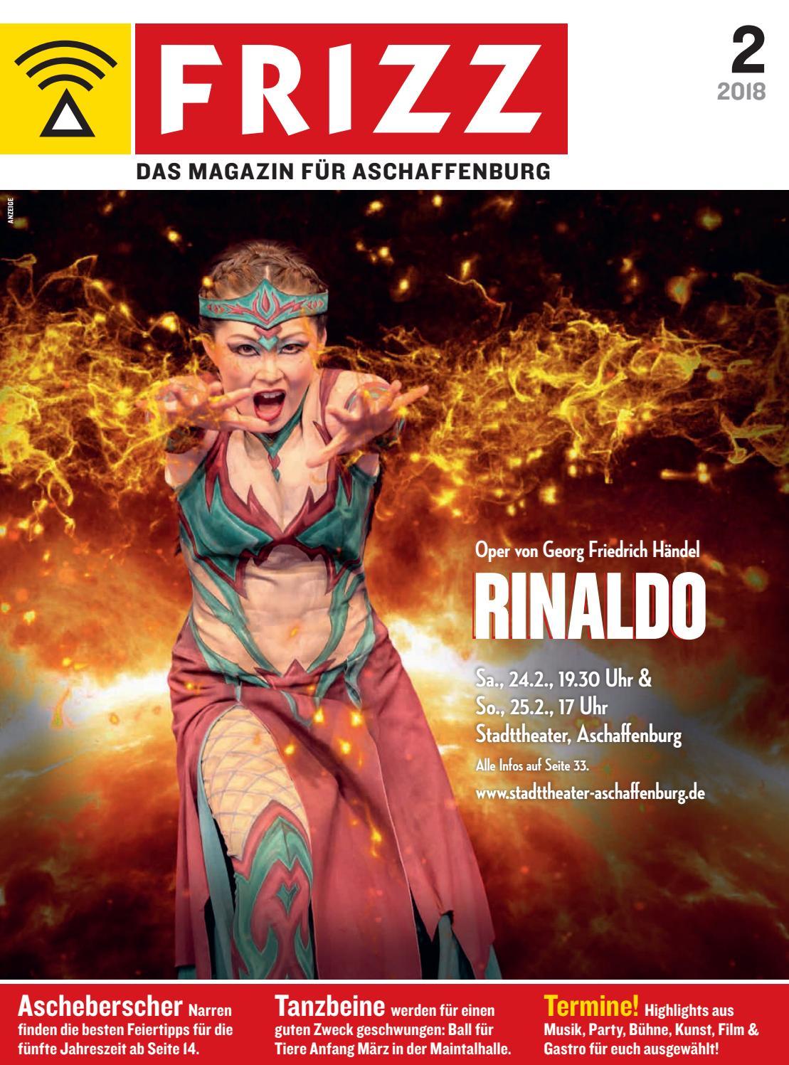 FRIZZ Aschaffenburg 02 2018 by MorgenWelt Verlag - issuu