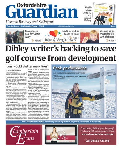 63dbafd682ce 01 february 2018 oxfordshire guardian bicester by Taylor Newspapers ...
