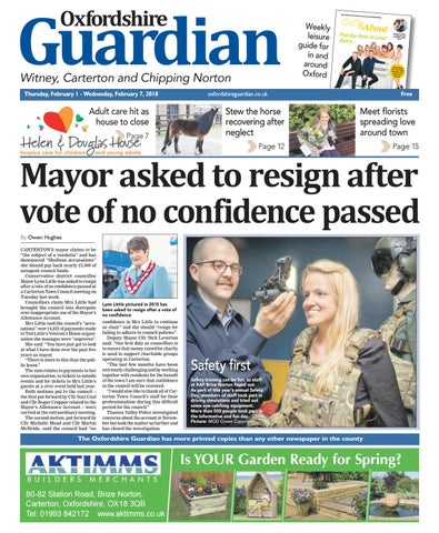 f0835a82e77f 01 february 2018 oxfordshire guardian witney by Taylor Newspapers ...
