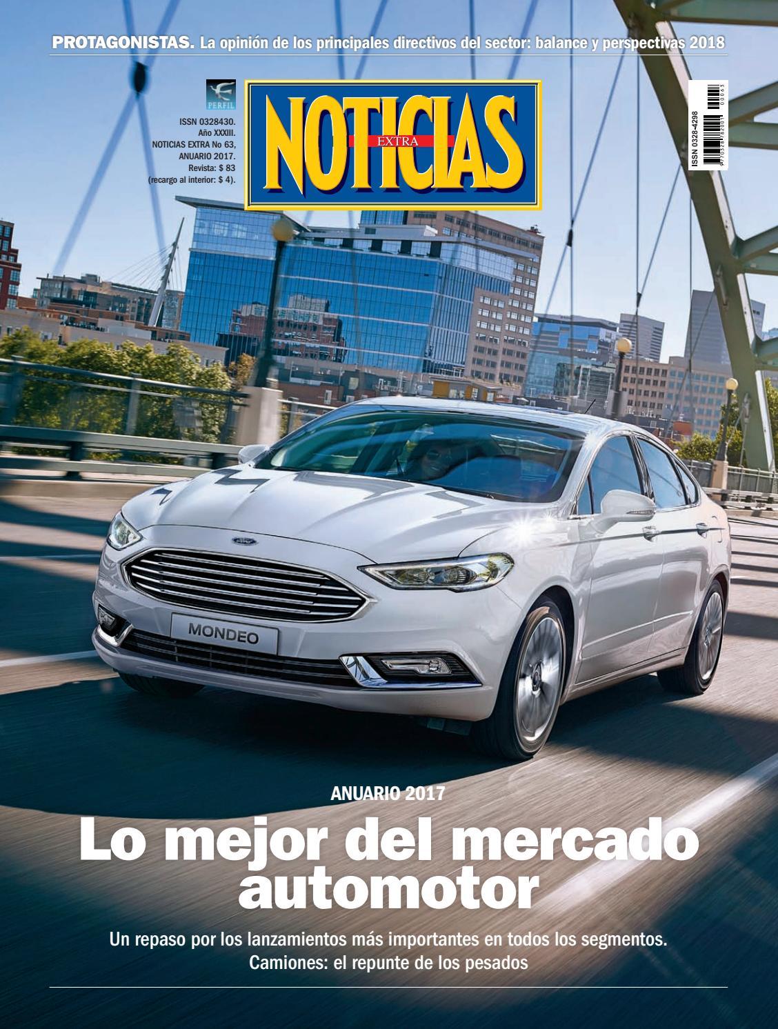 ANUARIO INDUSTRIA AUTOMOTRIZ 2017 by FACTORIA DE MEDIOS - issuu