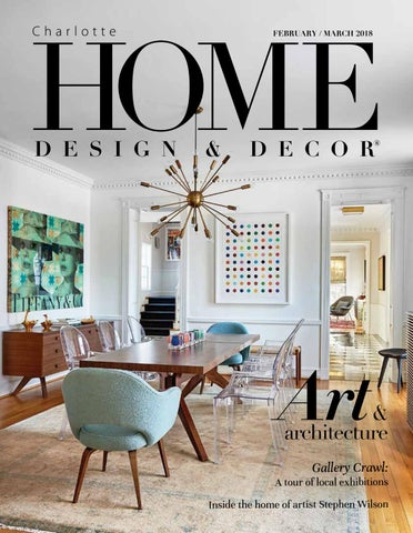 pretty home designs furniture. HOME Charlotte February March 2018 by Home Design  Decor Magazine issuu