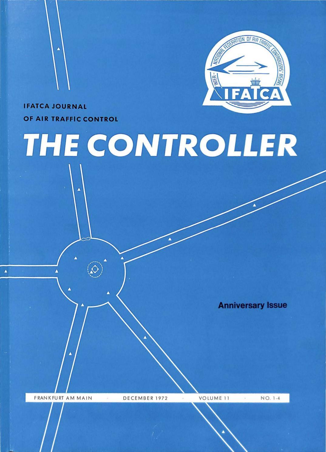 IFATCA - The Controller - 1972 by IFATCA - issuu