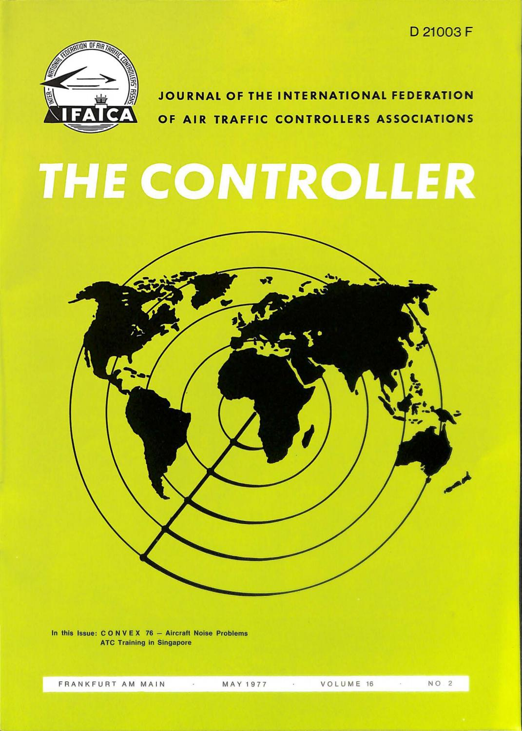 IFATCA - The Controller - May 1977 by IFATCA - issuu