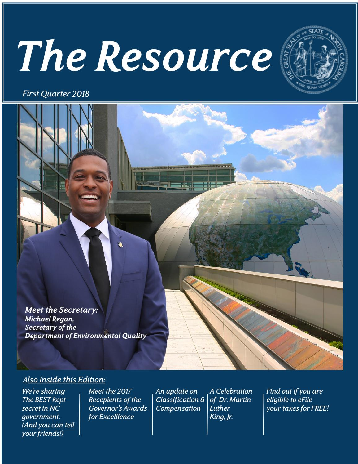 The Resource by NC Office of State Human Resources - issuu