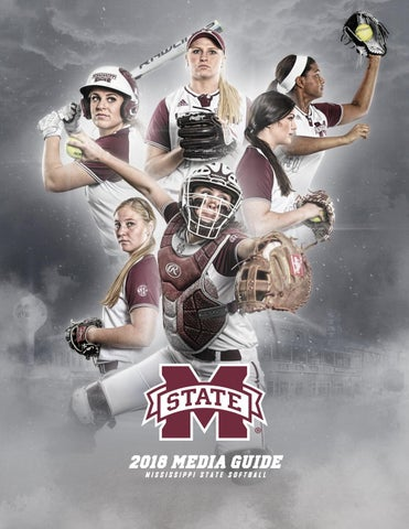 2018 Mississippi State Softball Media Guide by Mississippi