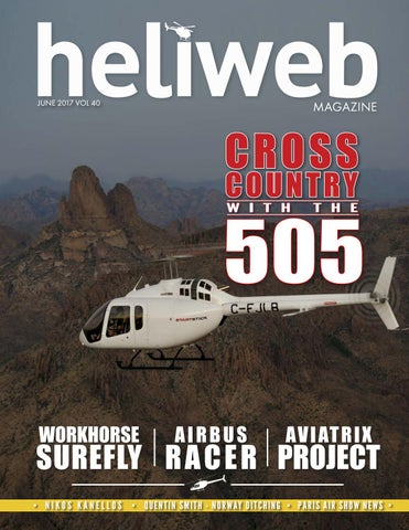 d86dd895a5b Heliweb Magazine - June 2017 by Collective Magazine - issuu