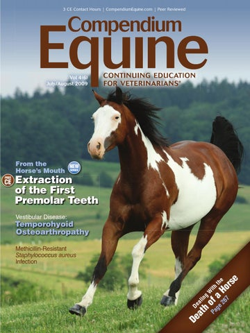 Compendium Equine | July 2009 by davidpsu - issuu