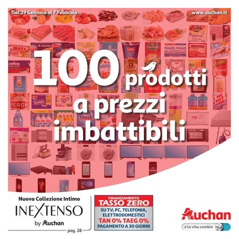 Armadio Due Ante Auchan.Auchan 7feb By Best Of Volantinoweb Issuu