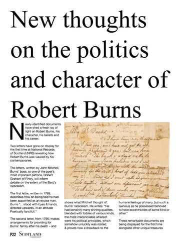 Page 22 of New thoughts on the politics and character of Robert Burns