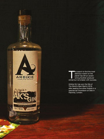 Page 87 of World's best martini award goes to family distillery