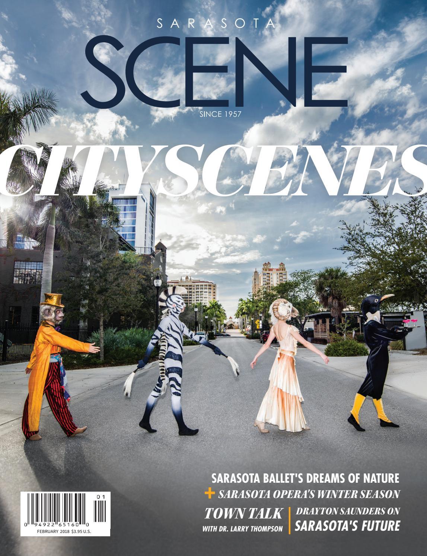 February 2018 by SARASOTA SCENE Magazine - issuu