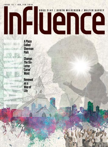 Social Congregational Personal Renewal By Influence Magazine