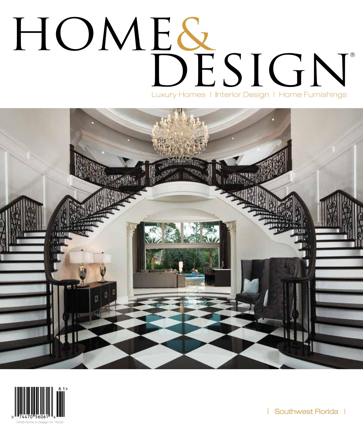 Home Design Magazine Southwest Florida Edition 2018 By Jennifer Evans Issuu