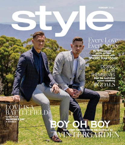 250be2173b1a STYLE | February 2018 by Style Media - issuu