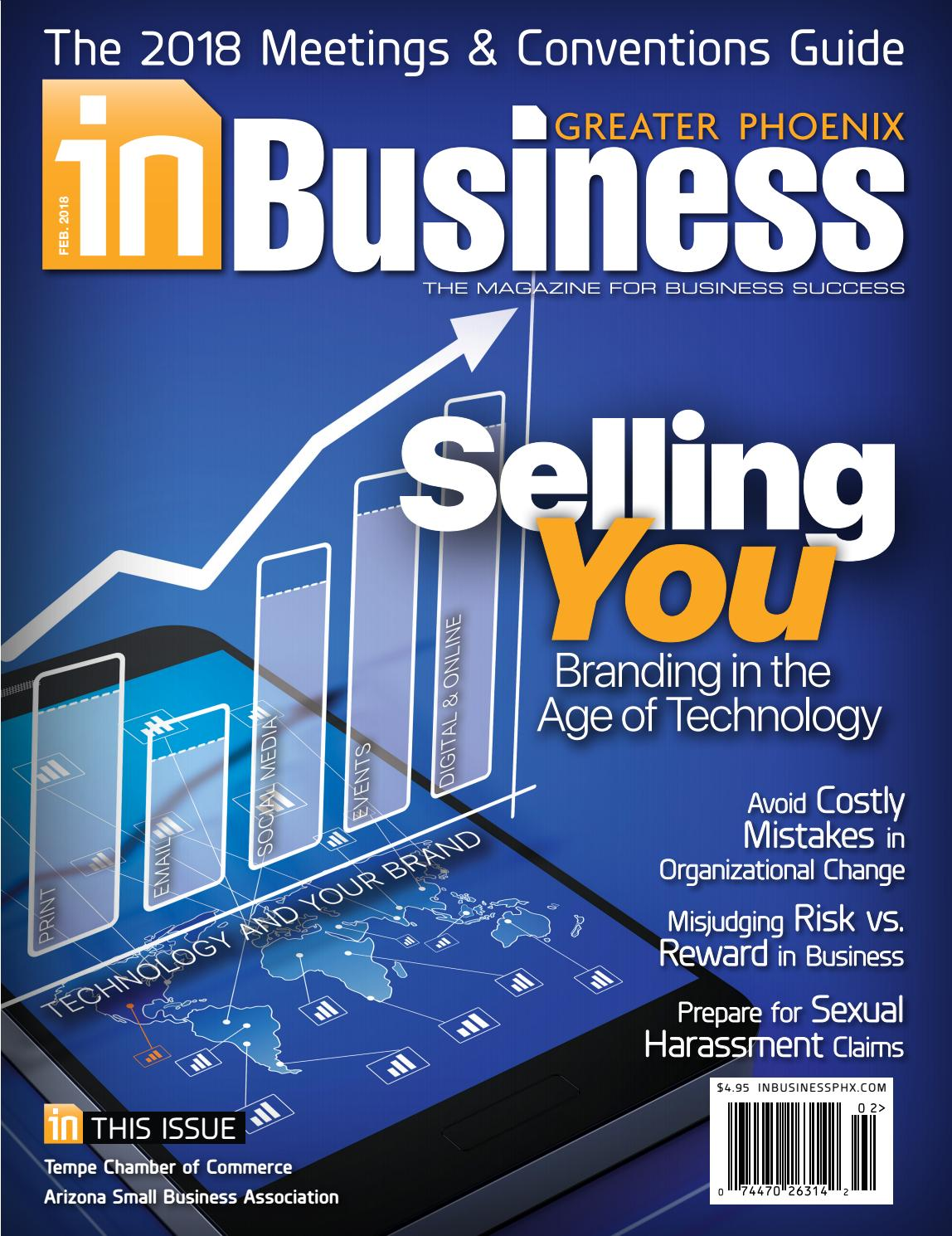 foto de February 2018 Issue of In Business Magazine by InMedia - issuu