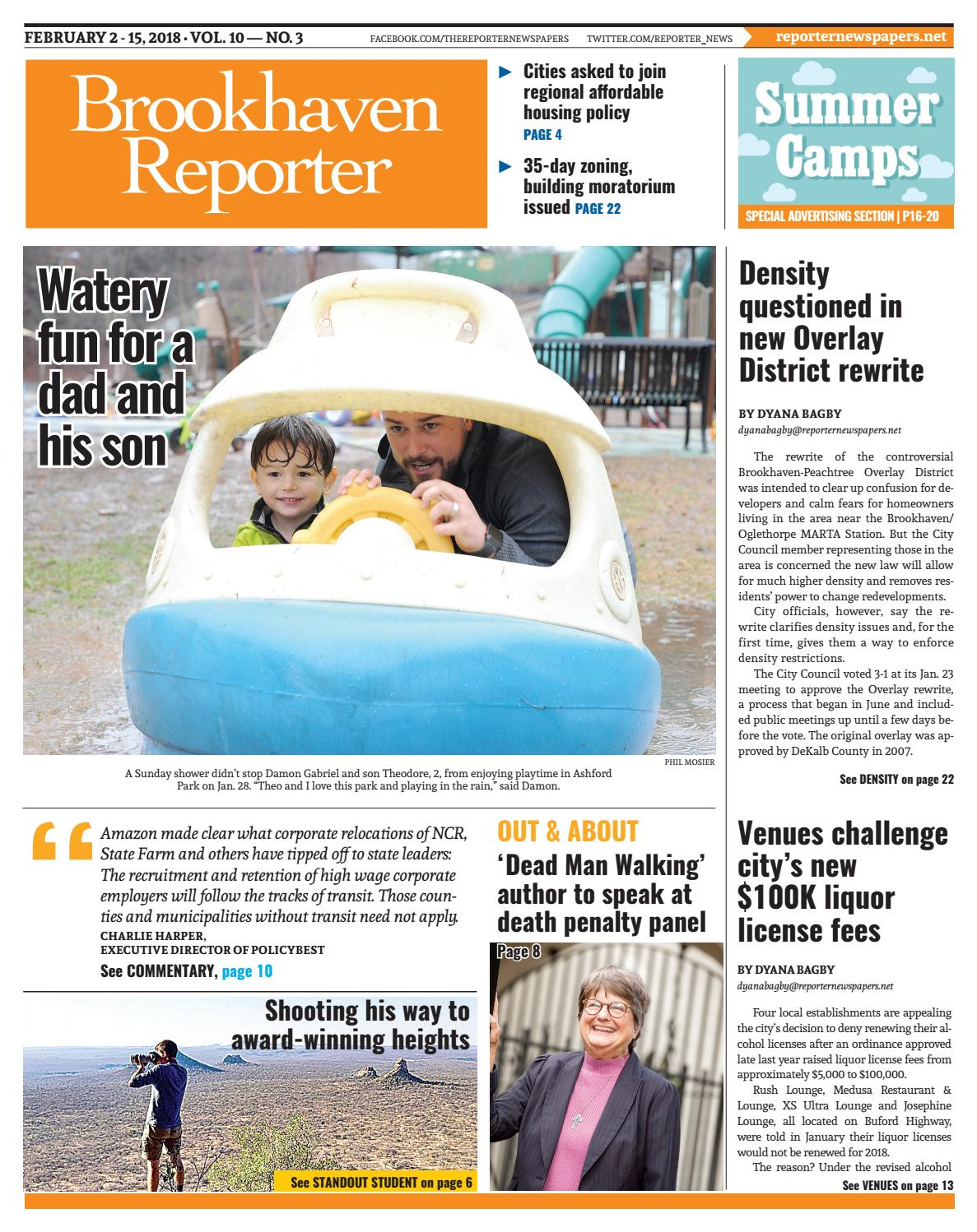 02-02-18 Brookhaven Reporter by Reporter Newspapers - issuu