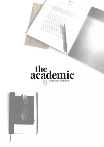 The Academic: Issue 9 by The Academic - issuu