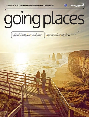 Going Places February 2018