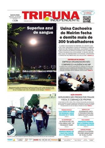 Edição número 3075 - 1 de fevereiro de 2018 by Tribuna Hoje - issuu 0d2927c7f8e2c